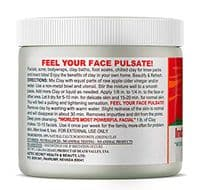 Aztec Secret Indian Healing Clay Face Mask 1LB - The worlds best and most powerful facial - great for acne and dry skin
